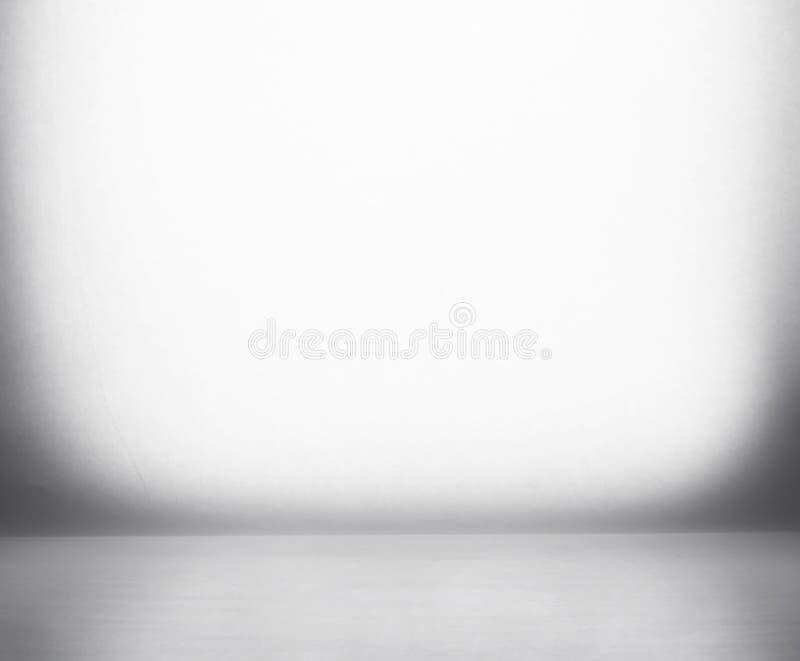 Contexte blanc de studio photos stock