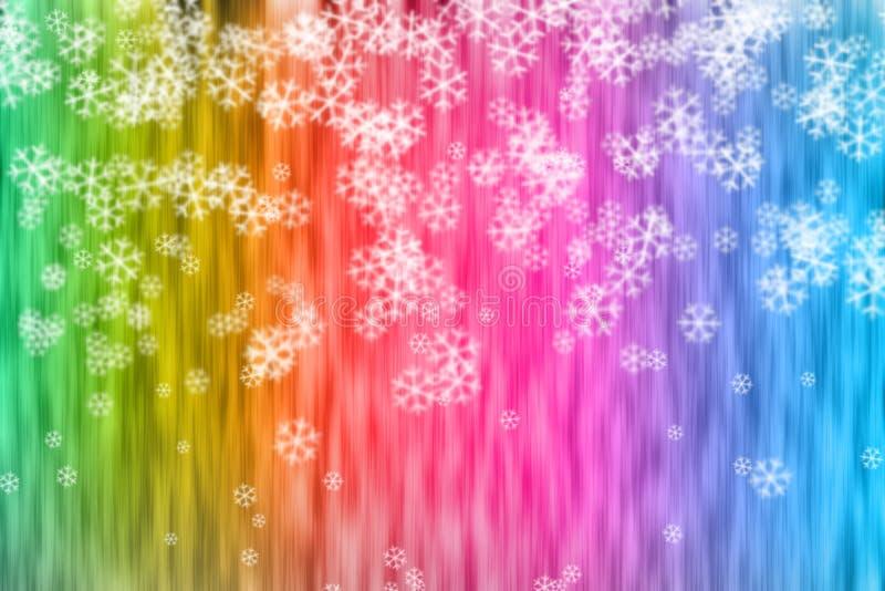 Contexte coloré abstrait image stock