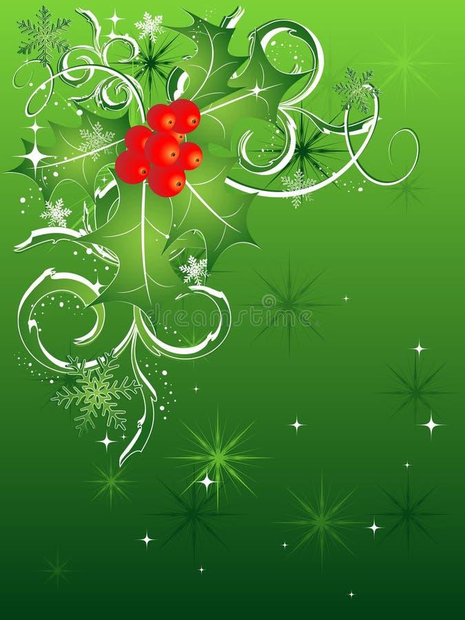 Contexte de Noël illustration de vecteur