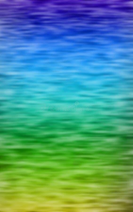 Contexte eau-semblable abstrait image stock