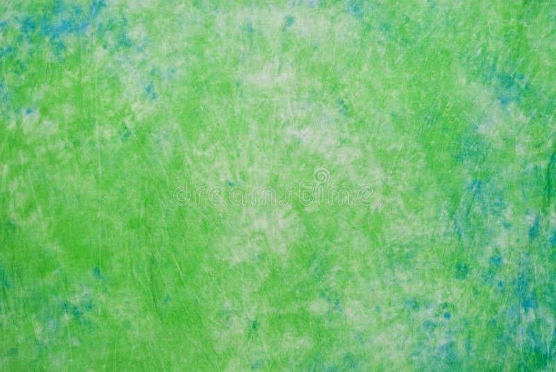 Contexte vert de photographie de mousseline image stock