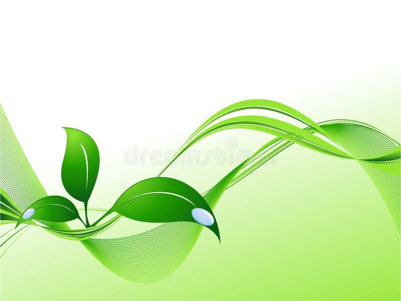 Contexto abstrato ambiental ilustração royalty free