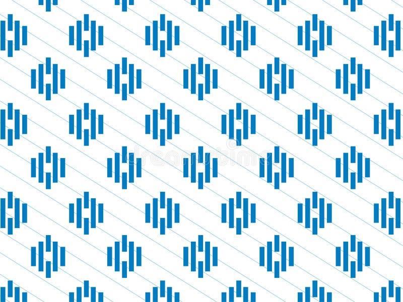 1 contexto azul agradável da tira de cor foto de stock