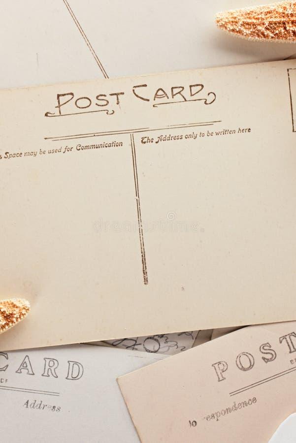 Download Contexto De Las Postales Del Vintage Imagen de archivo - Imagen de antigüedades, back: 44857345