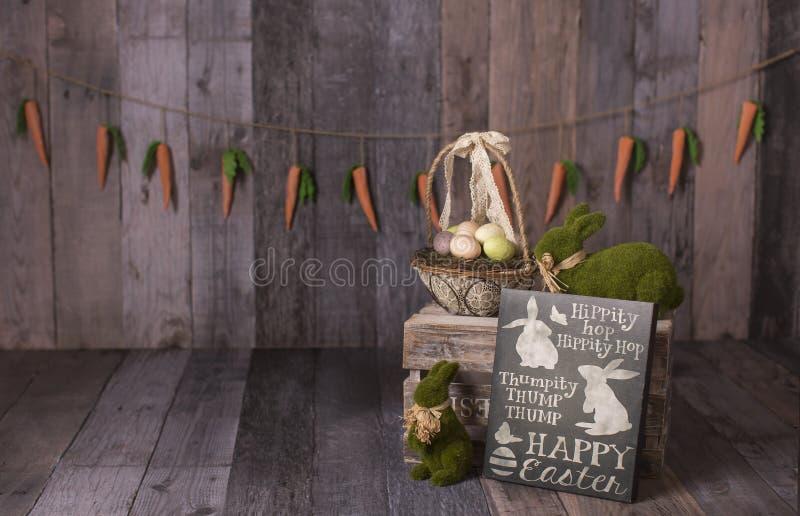 Contexto de Pascua Digital para los fotógrafos foto de archivo