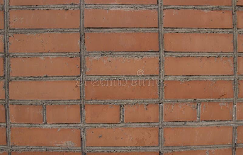 contexto de uma parede de tijolo fotografia de stock