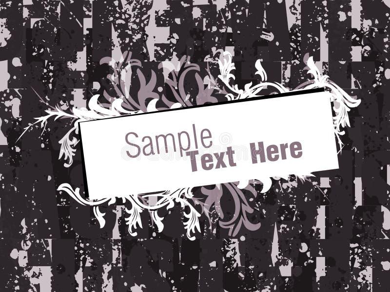 Contexto, fondo, grunge, extracto, textura, ilustración stock de ilustración