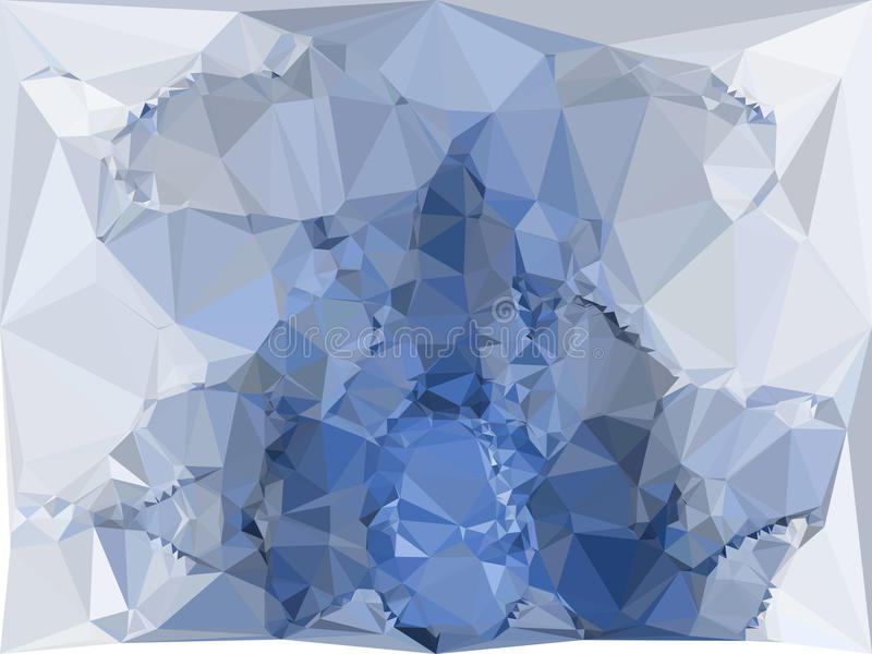 Contexto multicolorido abstrato do mosaico Clipart da quadriculação ilustração royalty free