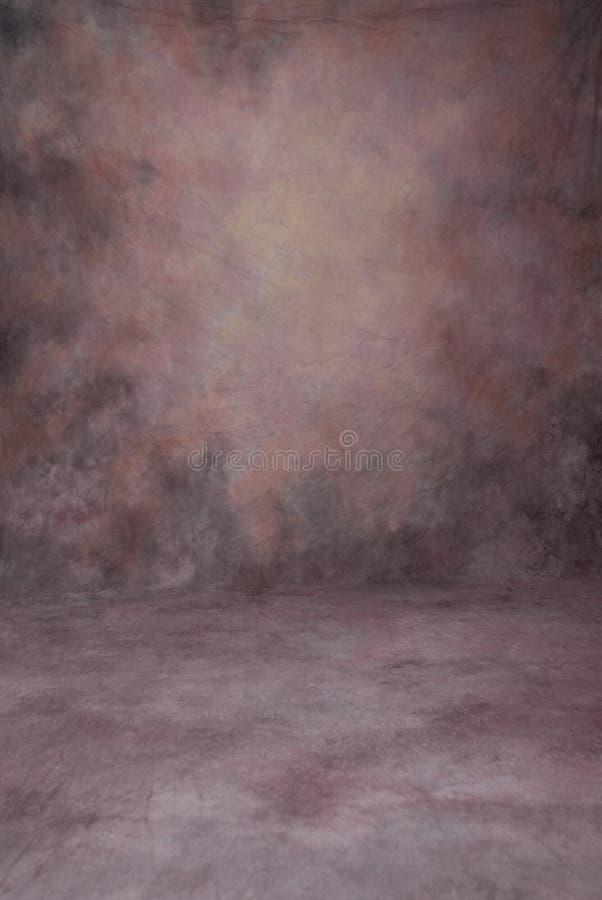 Contexto ou fundo do estúdio de pano fotografia de stock