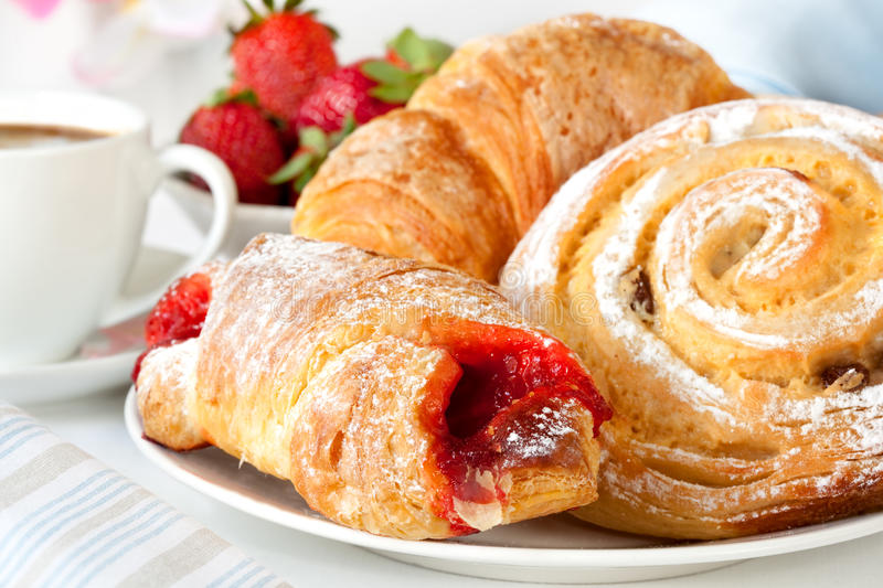 Download Continental Breakfast stock photo. Image of focus, image - 11444800