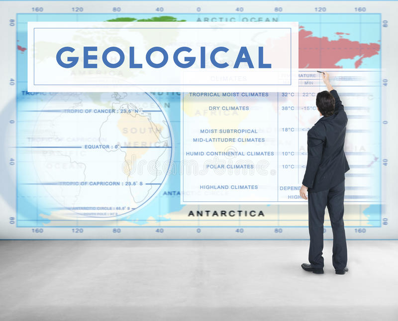 Continents Coordinates Exploration Geological Cartography Concept. Continents Coordinates Exploration Geological Cartography royalty free stock photos