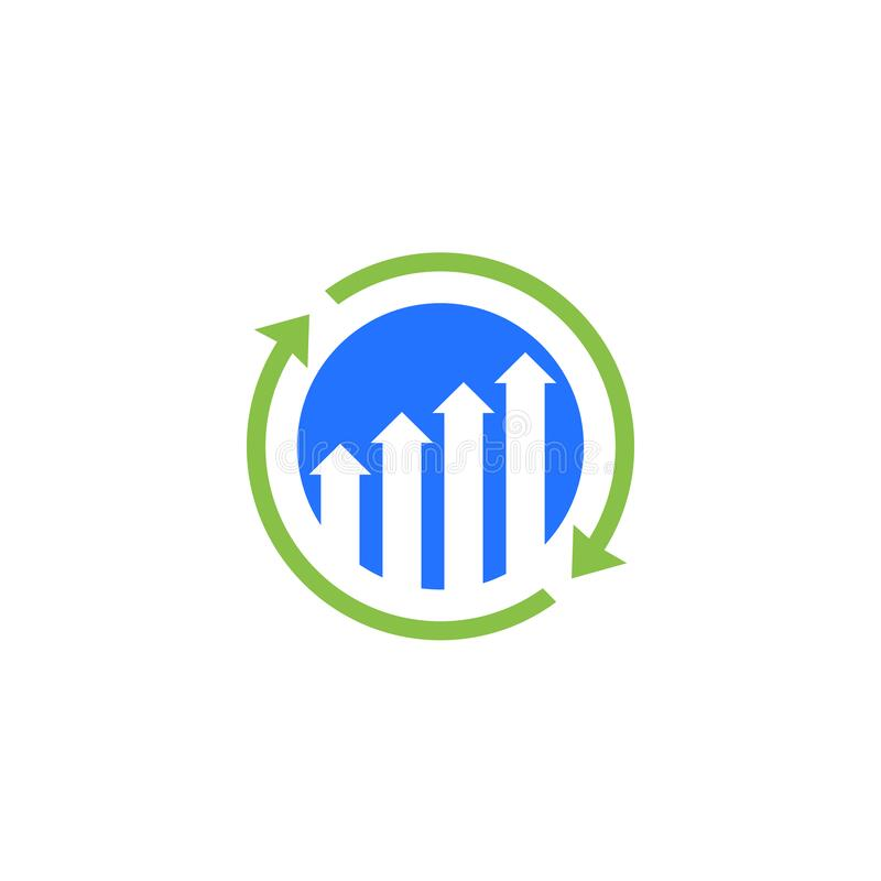 Free Continuous Growth And Improvement Icon Stock Images - 217518174