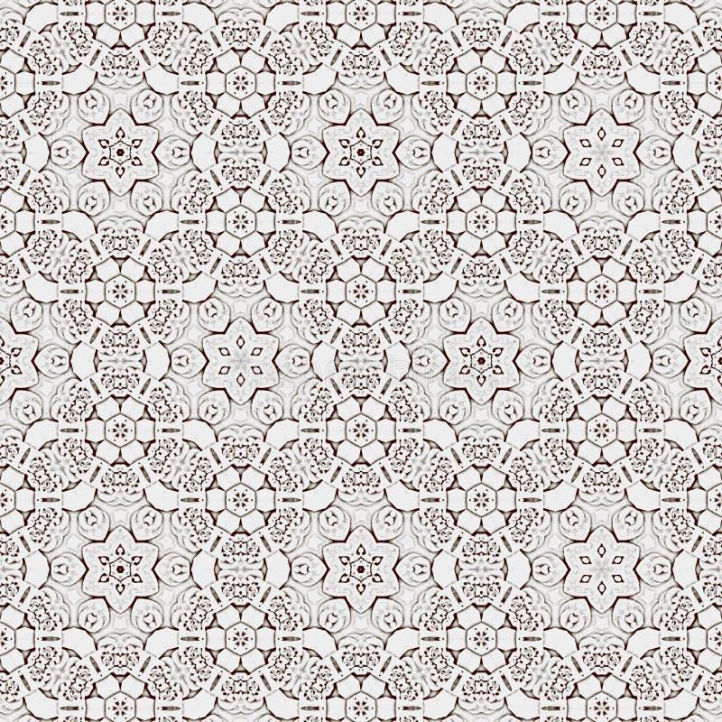 Continuous lace pattern, wedding white lace. Vintage texture. Geometric simple fashion fabric print. Continuous lace pattern, wedding white lace. Vintage texture vector illustration