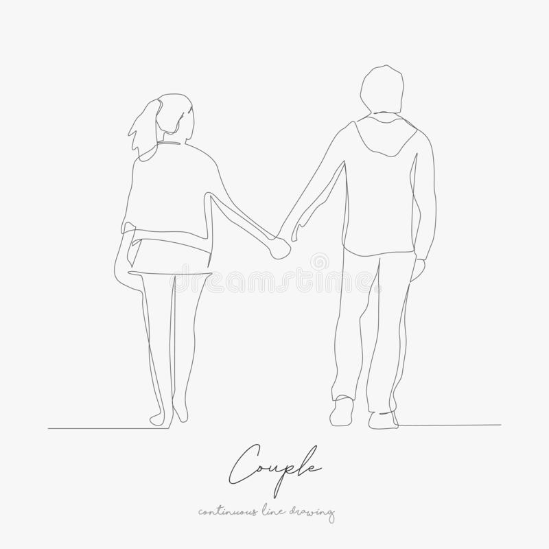 Couple Sketch Stock Illustrations 20 819 Couple Sketch Stock Illustrations Vectors Clipart Dreamstime