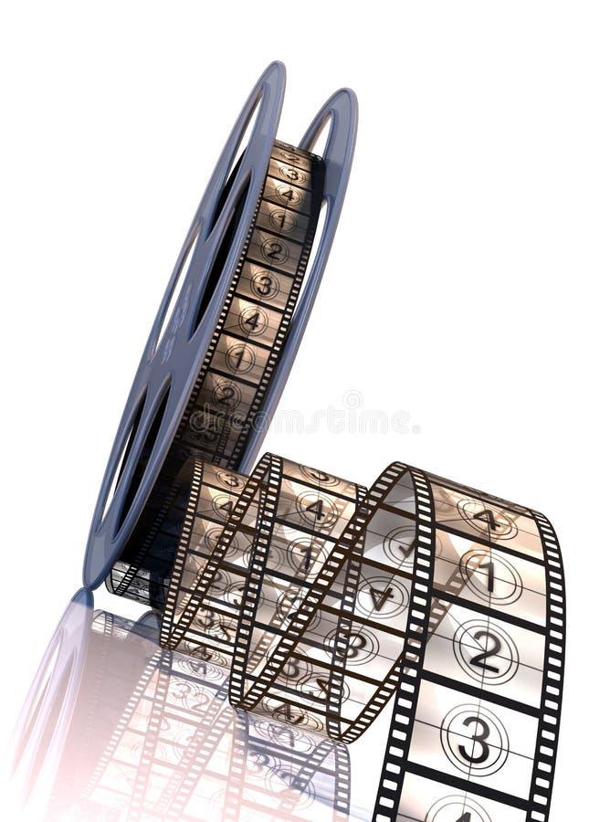 Conto alla rovescia di Premiere! illustrazione vettoriale