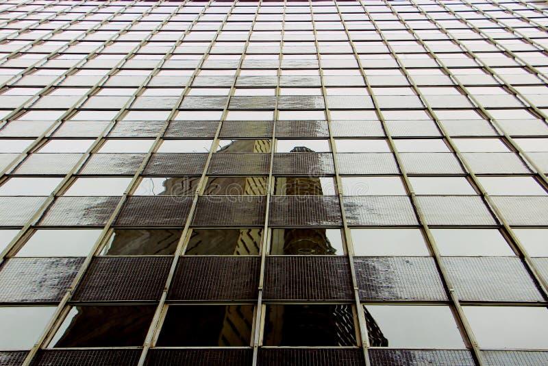 Contornos de edificios Observaciones arquitectónicas foto de archivo libre de regalías