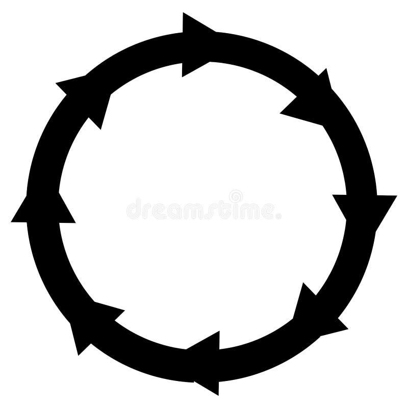 Contour sticker cycle icon. Illustraction design image vector illustration