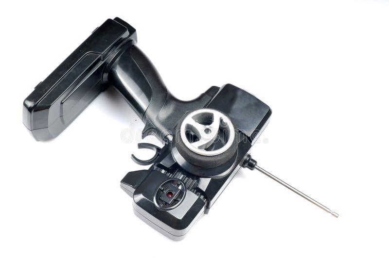 Contrôleur de véhicule de jouet photographie stock libre de droits