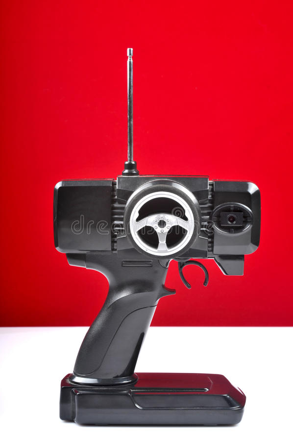 Contrôleur par radio images libres de droits