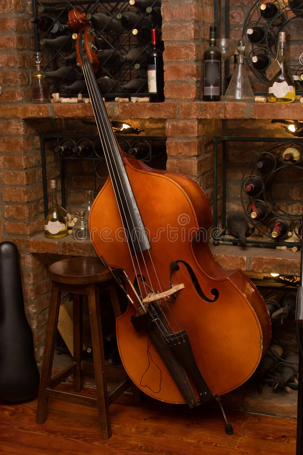 Download Contrabass stock photo. Image of symphony, orchestra, sonata - 5089822