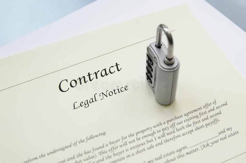 Download Contract data stock image. Image of protection, document - 20465561