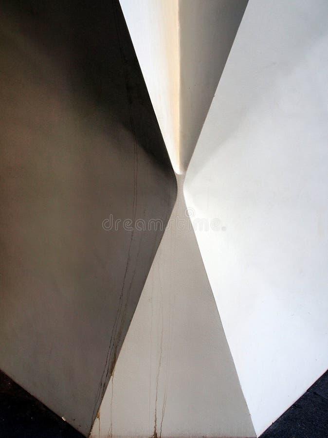 Contrafuerte concreto esculpido fotos de archivo libres de regalías