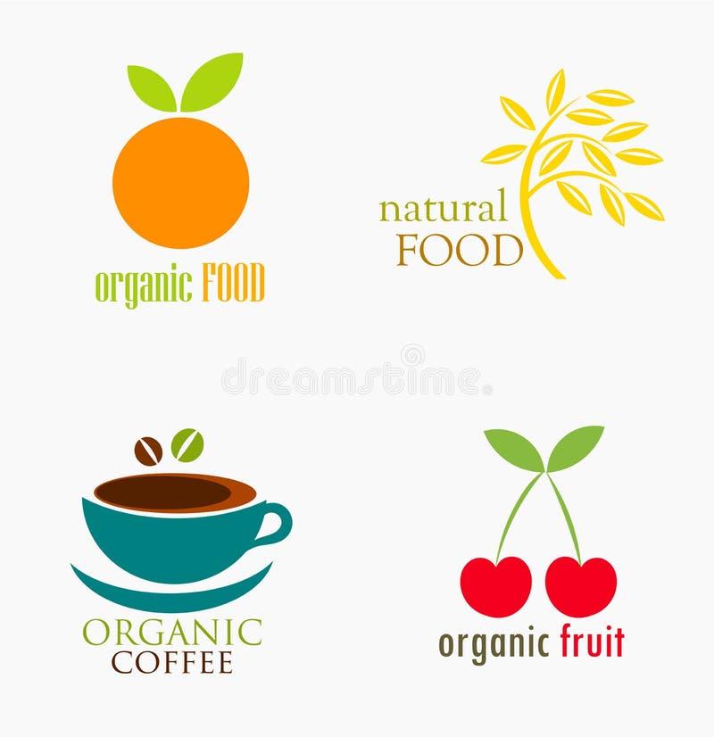 Contrassegni dell'alimento illustrazione vettoriale