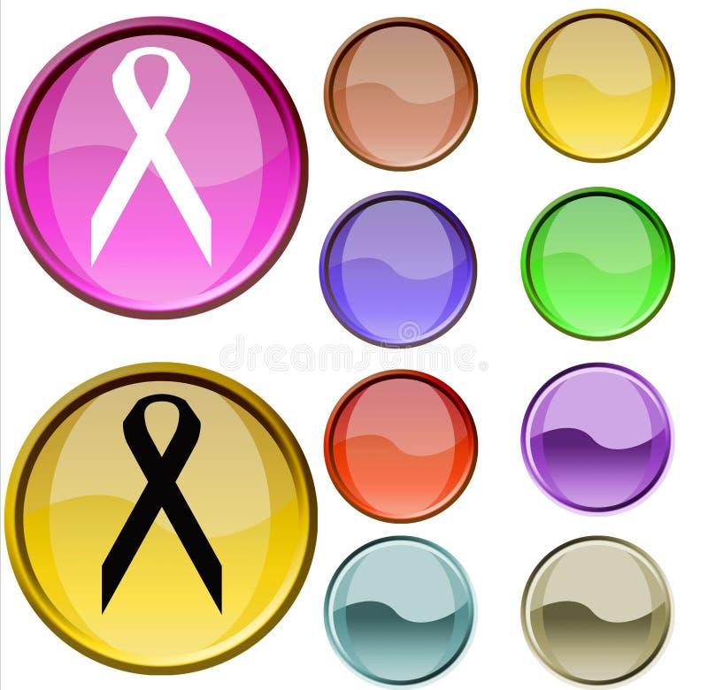 Download Contrassegno Dei Sussidi/HIV Illustrazione di Stock - Illustrazione di disegno, colore: 7322882