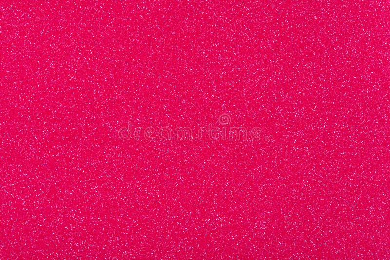 Contrast glitter background in new pink tone, texture for creative project work for design. royalty free stock photo