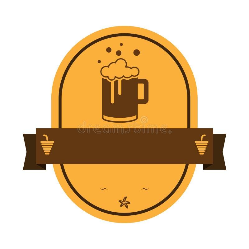 Contributor_ Logo Best Beer ilustração royalty free