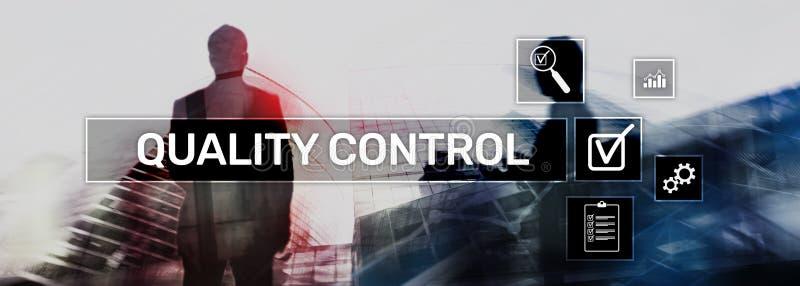 Control de calidad y garantía estandardización garantía estándares Concepto del negocio y de la tecnología fotografía de archivo