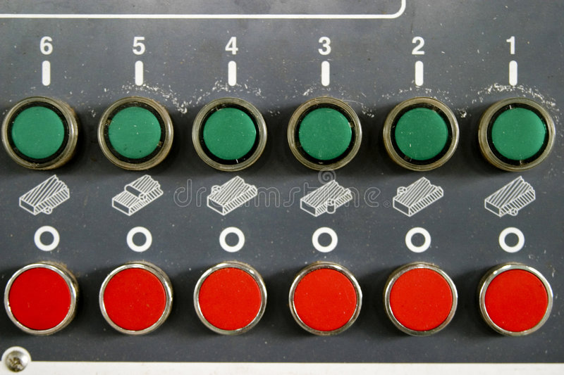 Download Control panel stock image. Image of board, switched, controls - 2834997