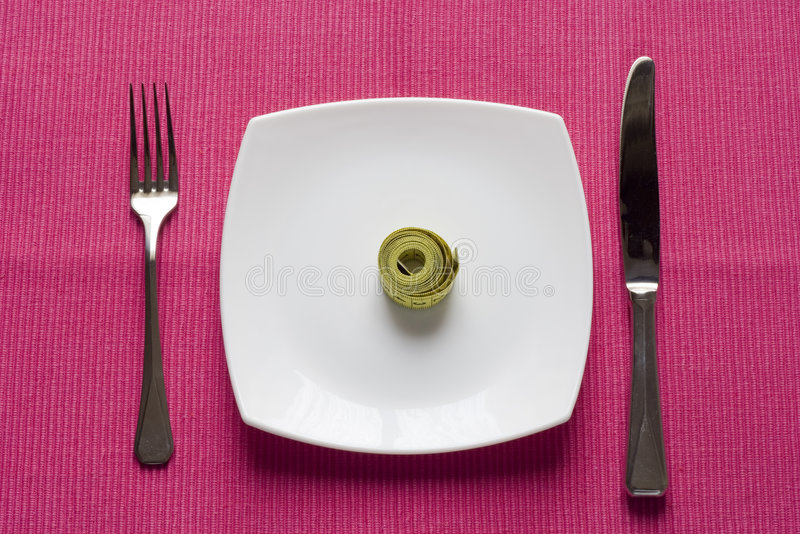 Download Control What You Eat Stock Images - Image: 4271374