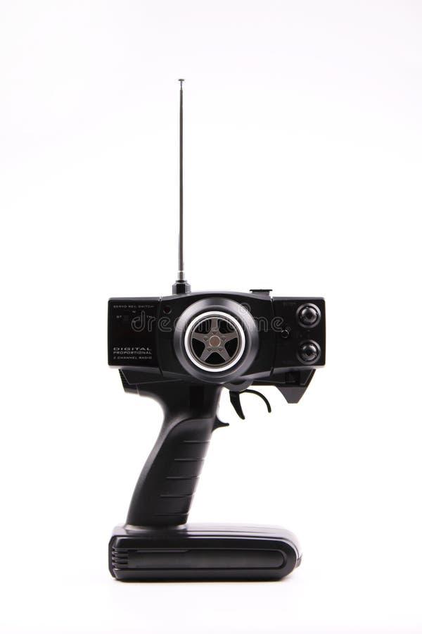 Controlador de rádio imagem de stock royalty free