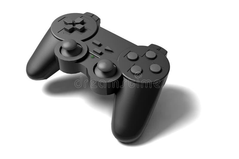 Controlador do jogo ilustração do vetor