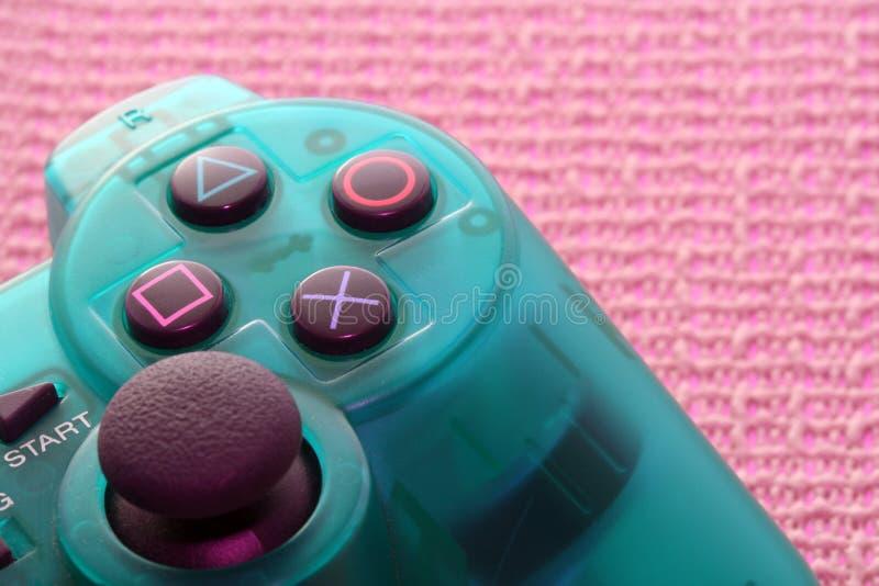 Controlador do jogo foto de stock