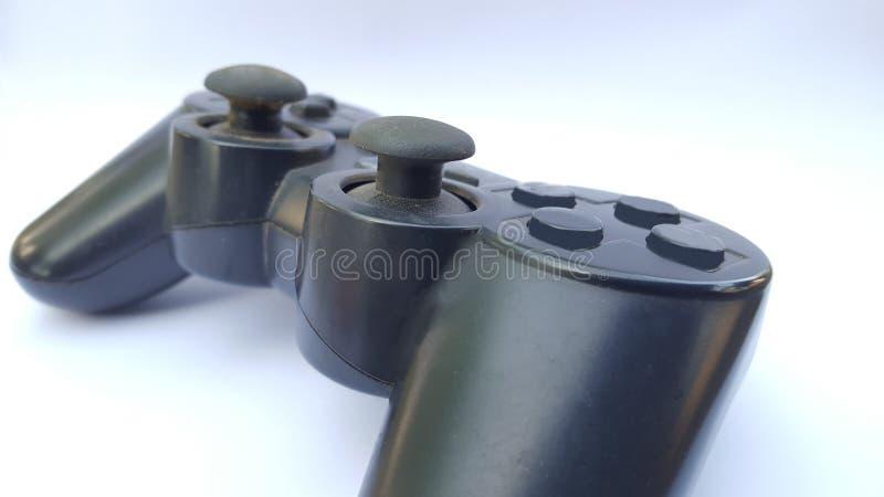 Controlador do jogo, equipamento para jogar jogos para uma experiência melhor do jogo foto de stock