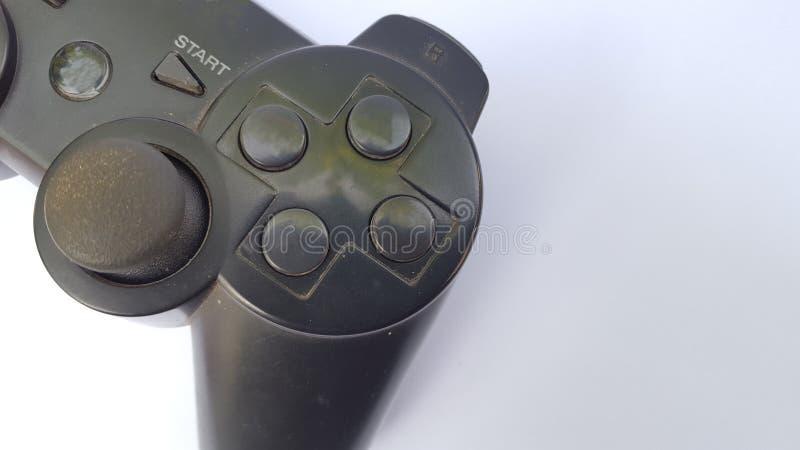 Controlador do jogo, equipamento para jogar jogos para uma experiência melhor do jogo imagem de stock