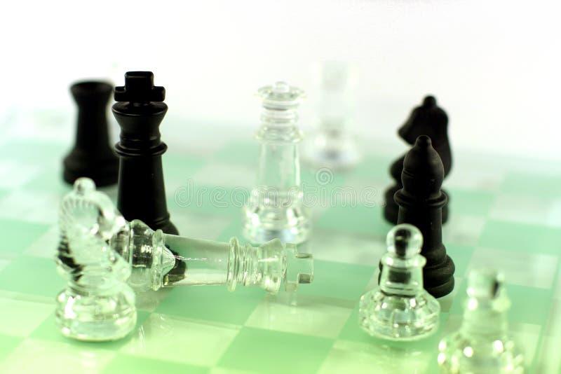 Controleer partner royalty-vrije stock afbeelding