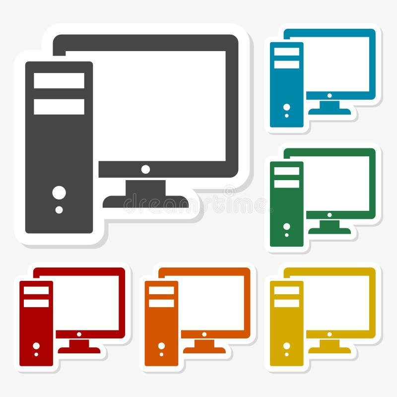 Controlelijstpictogram, goedgekeurde de vorm van het controlelijstpictogram royalty-vrije illustratie