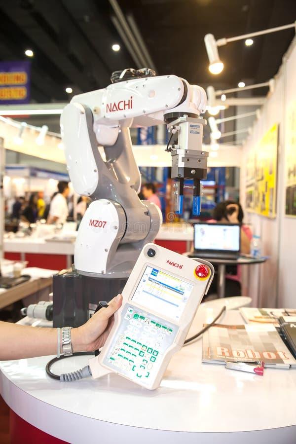 Controler av robotic fotografering för bildbyråer