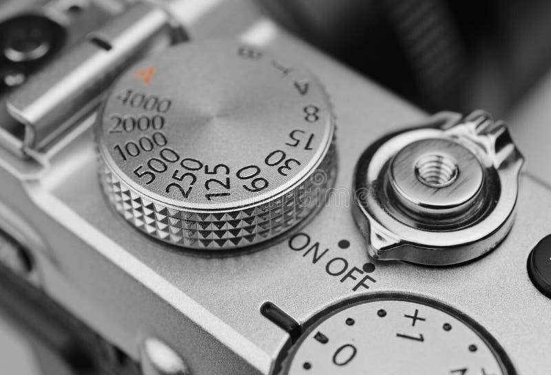 Controles de cámara fotos de archivo