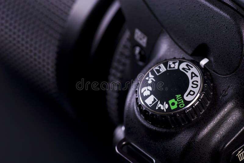 Download Controles de câmera imagem de stock. Imagem de ocupação - 12807861