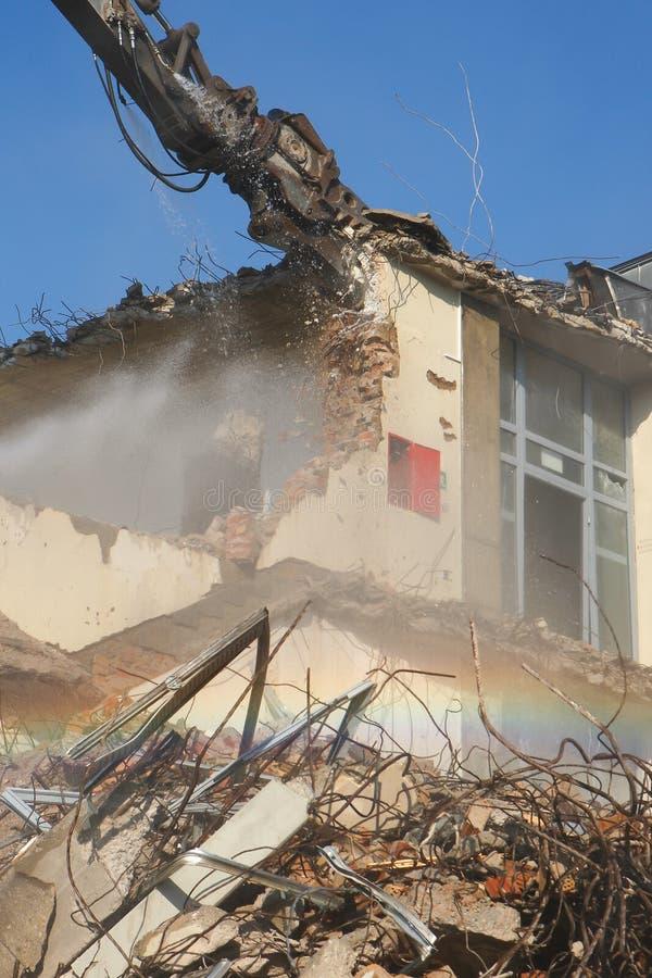 Download Controlled Demolition editorial stock photo. Image of düsseldorf - 26446543