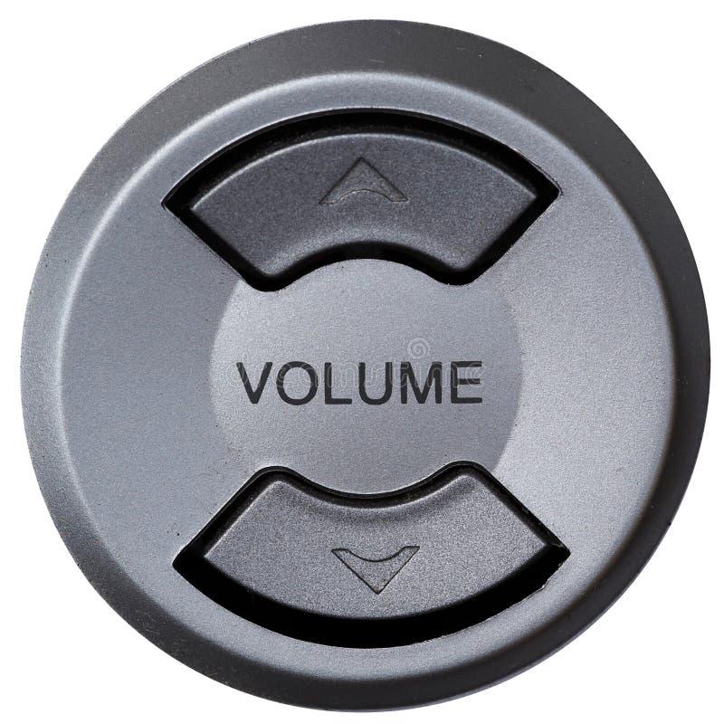Controllo di volume immagini stock libere da diritti