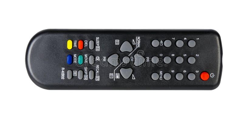 Download Controlo A Distância Da Tevê Isolado Foto de Stock - Imagem de controle, mesa: 65578394