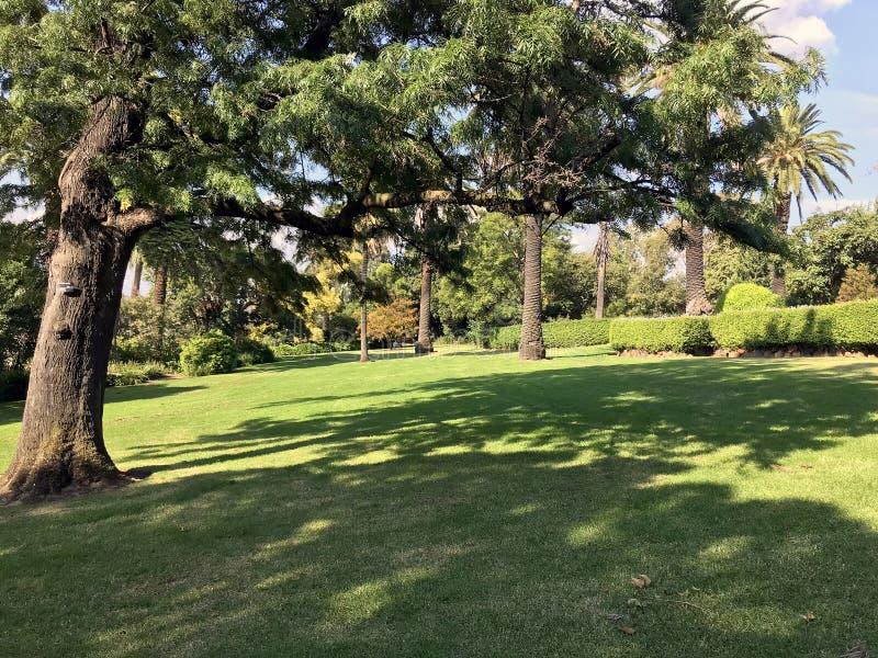 Controverse public sur le parc Footscray 7 photos stock