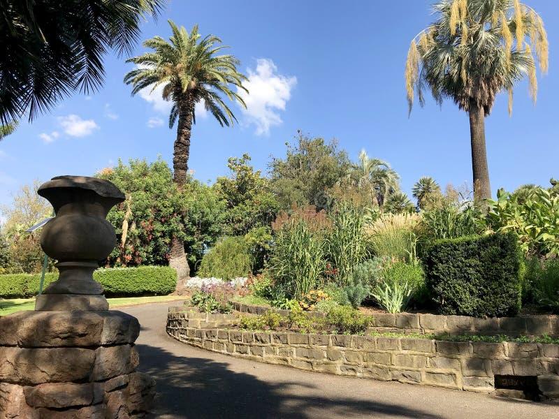 Controverse sur le parc Footscray 5 photos libres de droits