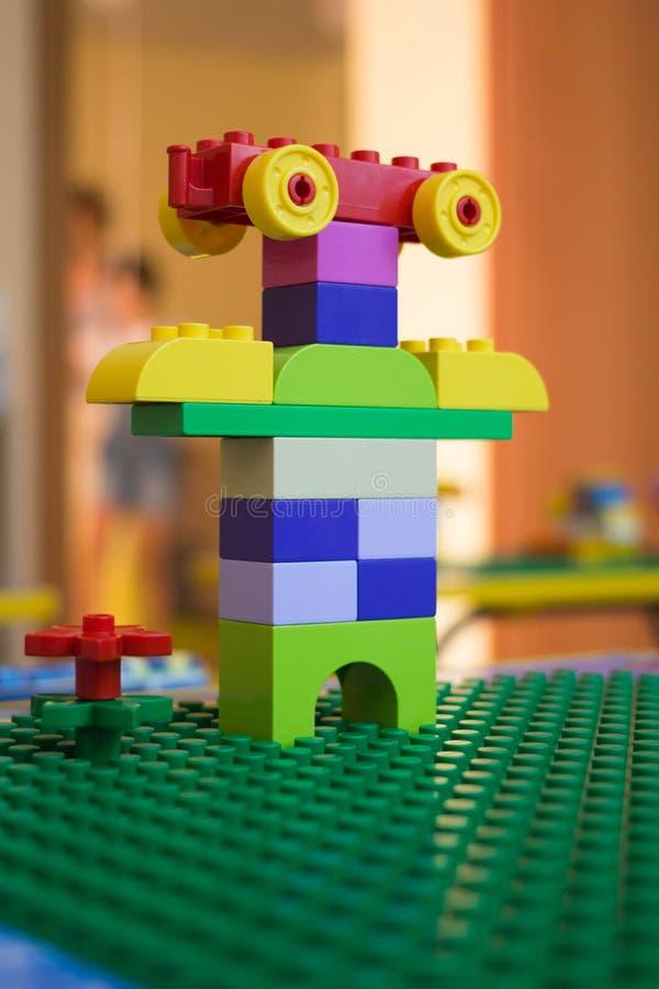 Contructor para crianças imagem de stock