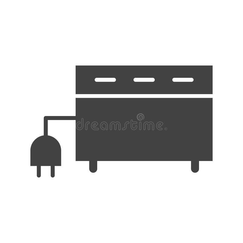 convecteur illustration stock